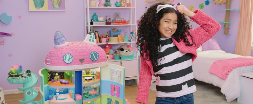 See the Trailer For Netflix's New Series, Gabby's Dollhouse