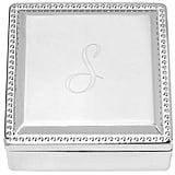 Monogrammed Jewelry Box ($42)