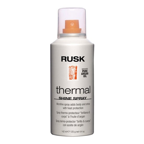 Rusk Thermal Shine Spray Review