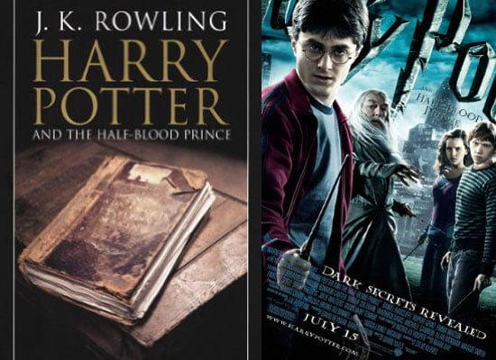 Pop Quiz on Harry Potter and the Half-Blood Prince On Day of Film Release 15 July 2009