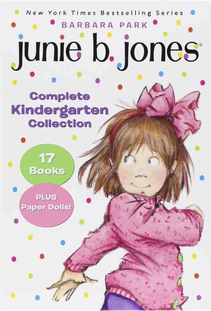 For 6-Year-Olds: Junie B. Jones Complete Kindergarten Collection