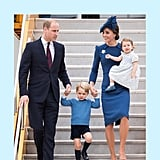 Prince William and Kate Middleton Halloween Costumes