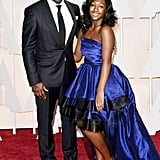 Idris Elba brought his gorgeous daughter, Isan, to the Academy Awards.