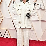 Billie Eilish at the Oscars 2020
