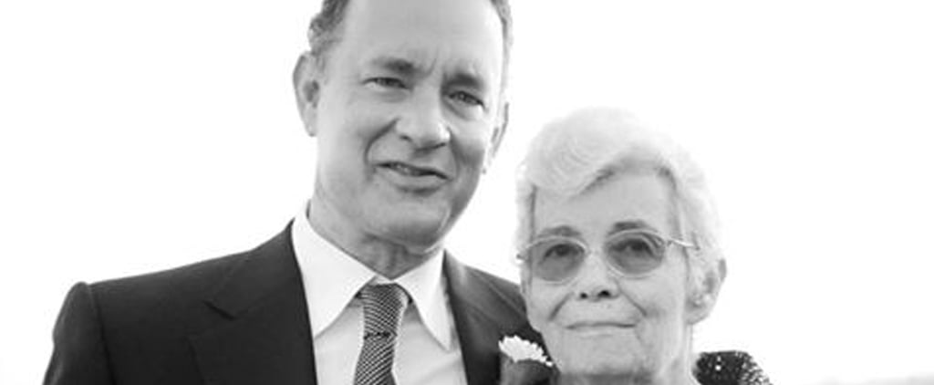 Tom Hanks Shares a Beautiful Tribute to His Late Mom