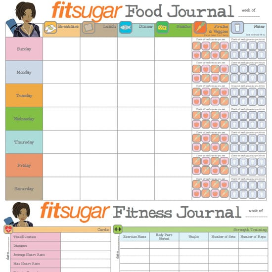 Do You Keep A Food Or Fitness Journal