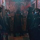 8 Cyborgs