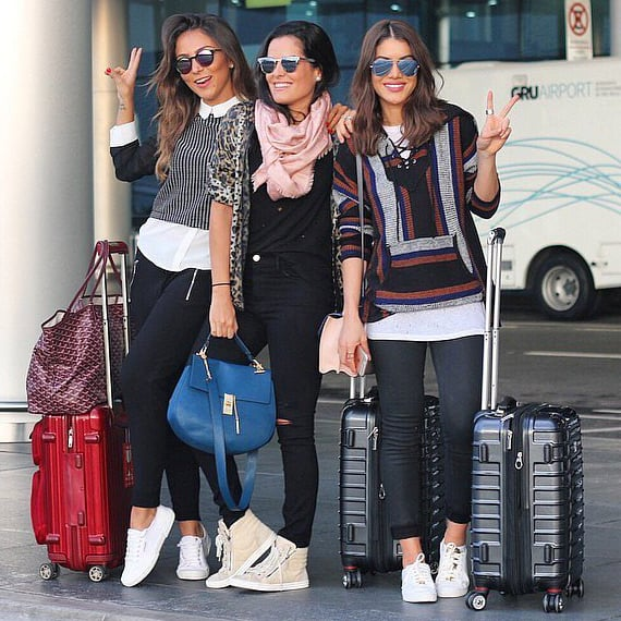 73ad8a2204a3 Real Girl Travel Outfit Ideas
