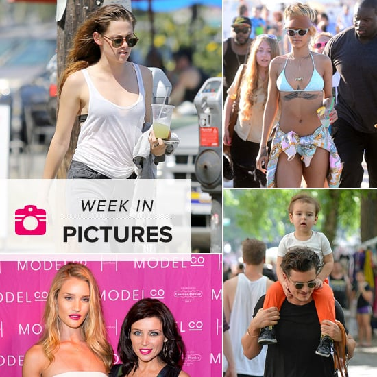 Celeb News: Flynn Bloom, Kristen Stewart, Rihanna In Bikini