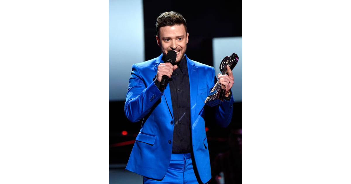 Justin Timberlake | Go Inside the iHeartRadio Music Awards ...
