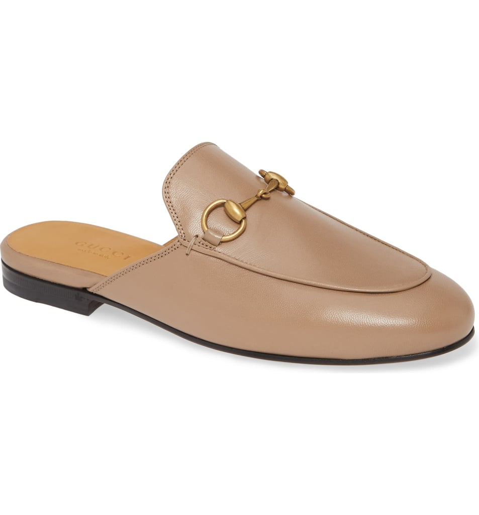 Gucci Princetown Loafer Mules