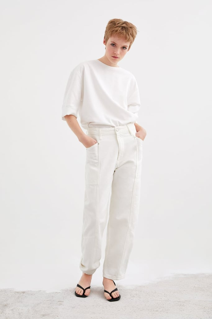 Zara Pocket Cargo Pants