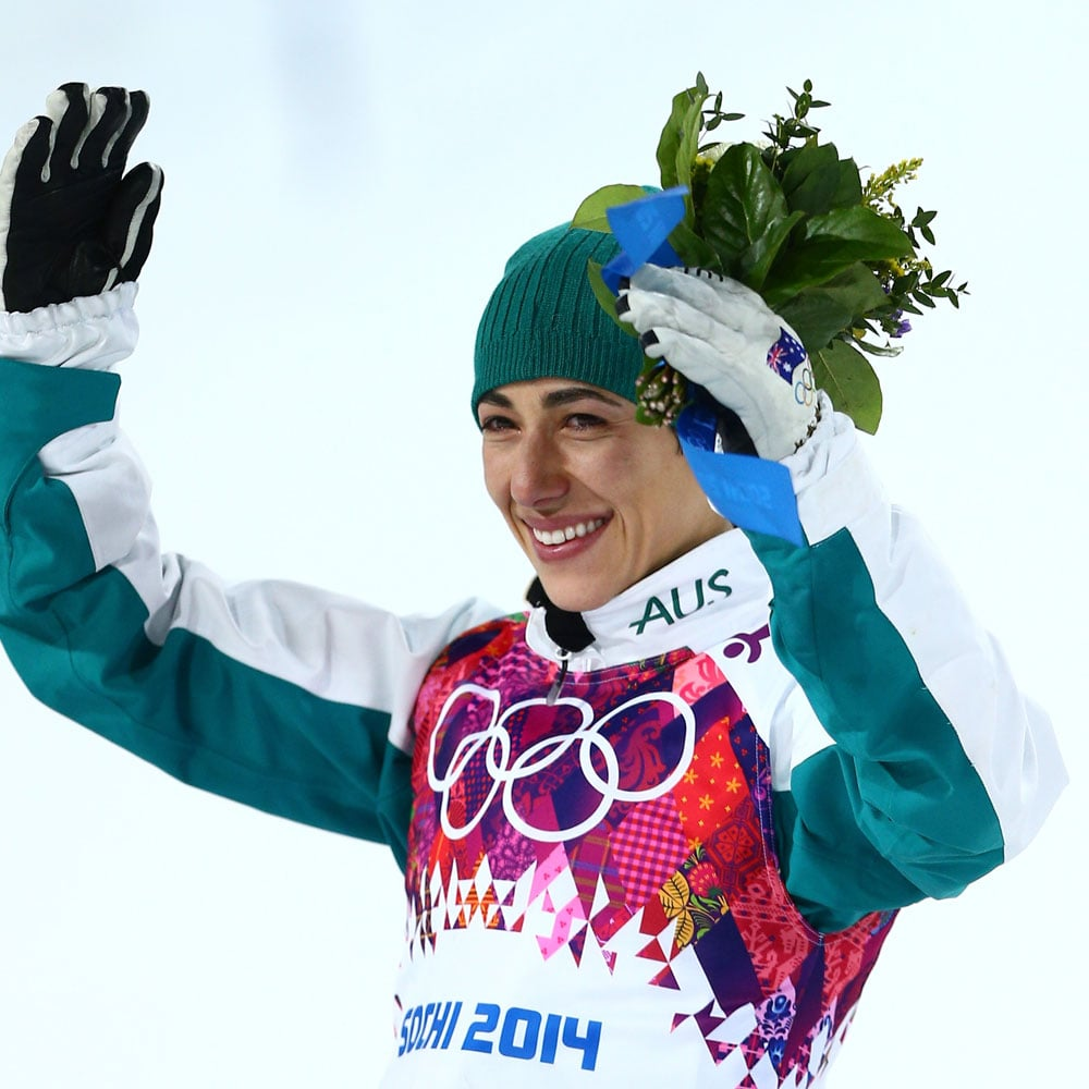 Lydia Lassila Wins Bronze Medal at Sochi Winter Olympic Game