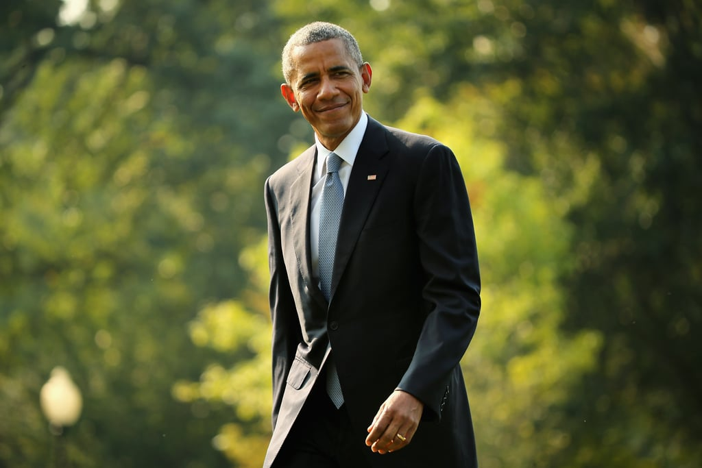 President Obama on Beauty in Time Interview
