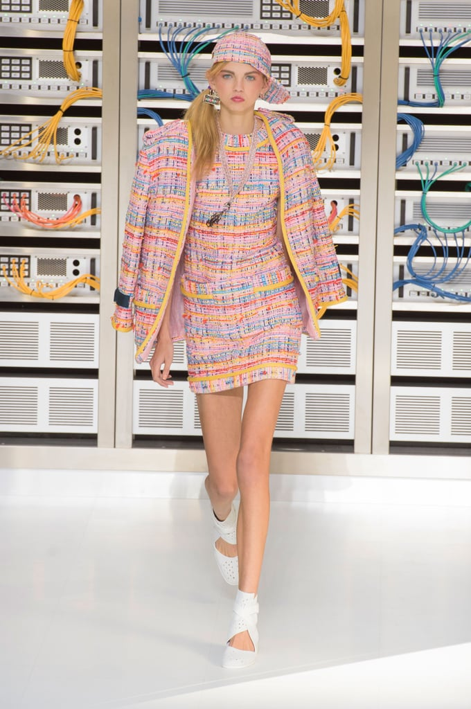 Chanel Spring 2017 Collection
