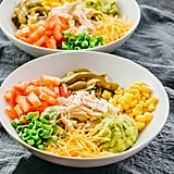 Shredded Chicken Burrito Bowl
