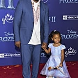 Tobie Windham at the Frozen 2 Premiere in Los Angeles