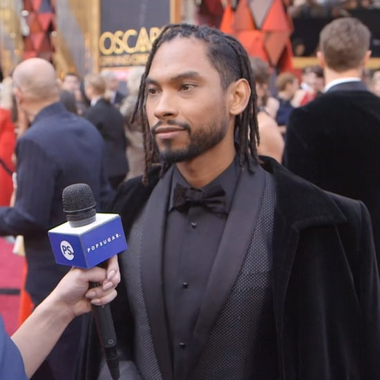 Miguel Talks Coco and Remember Me on Oscars Red Carpet
