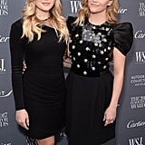Reese Witherspoon and Ava at WSJ. Magazine Awards 2017