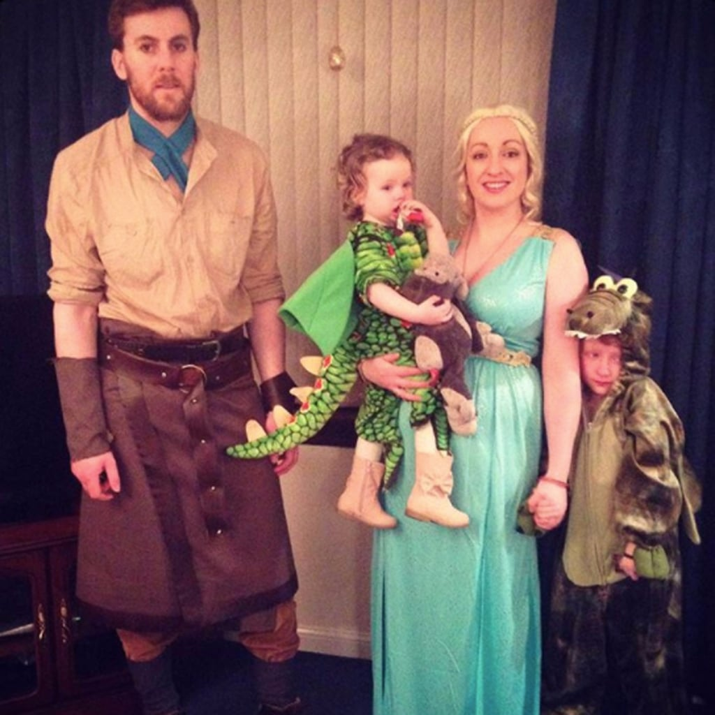 The Family That Dresses Up Together, Stays Together: 34 Family Costume Ideas