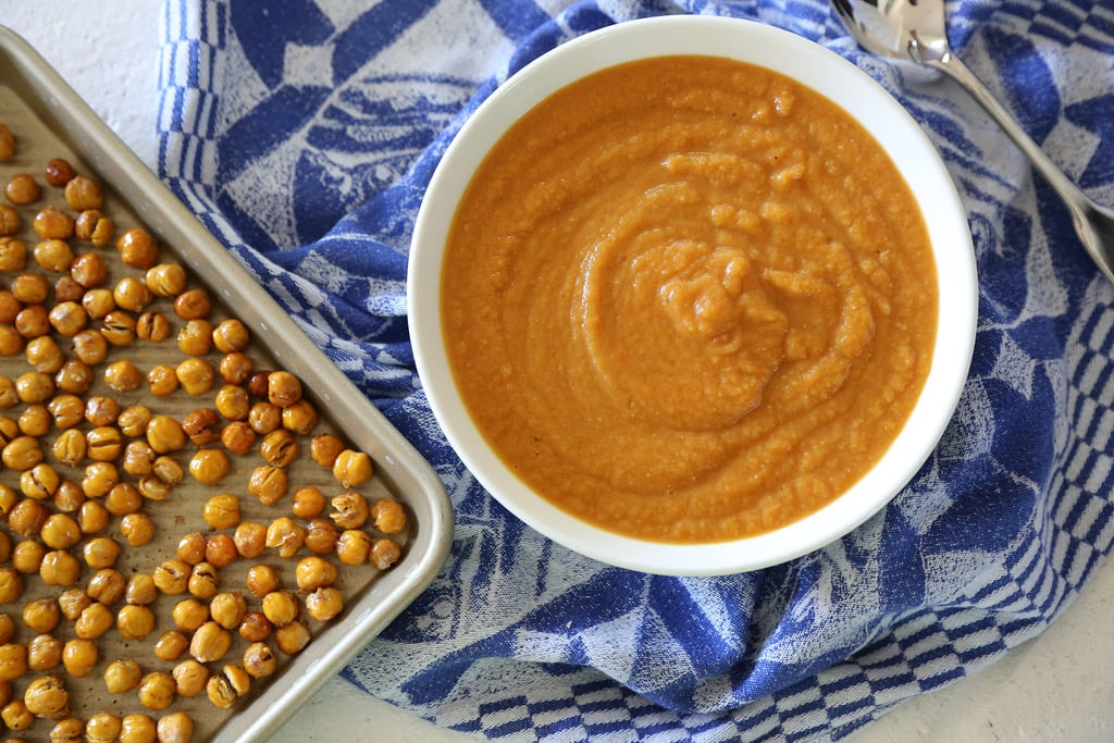 how to make canned pumpkin soup better