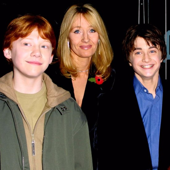 JK Rowling's Tweet About Harry Potter 20th Anniversary 2017