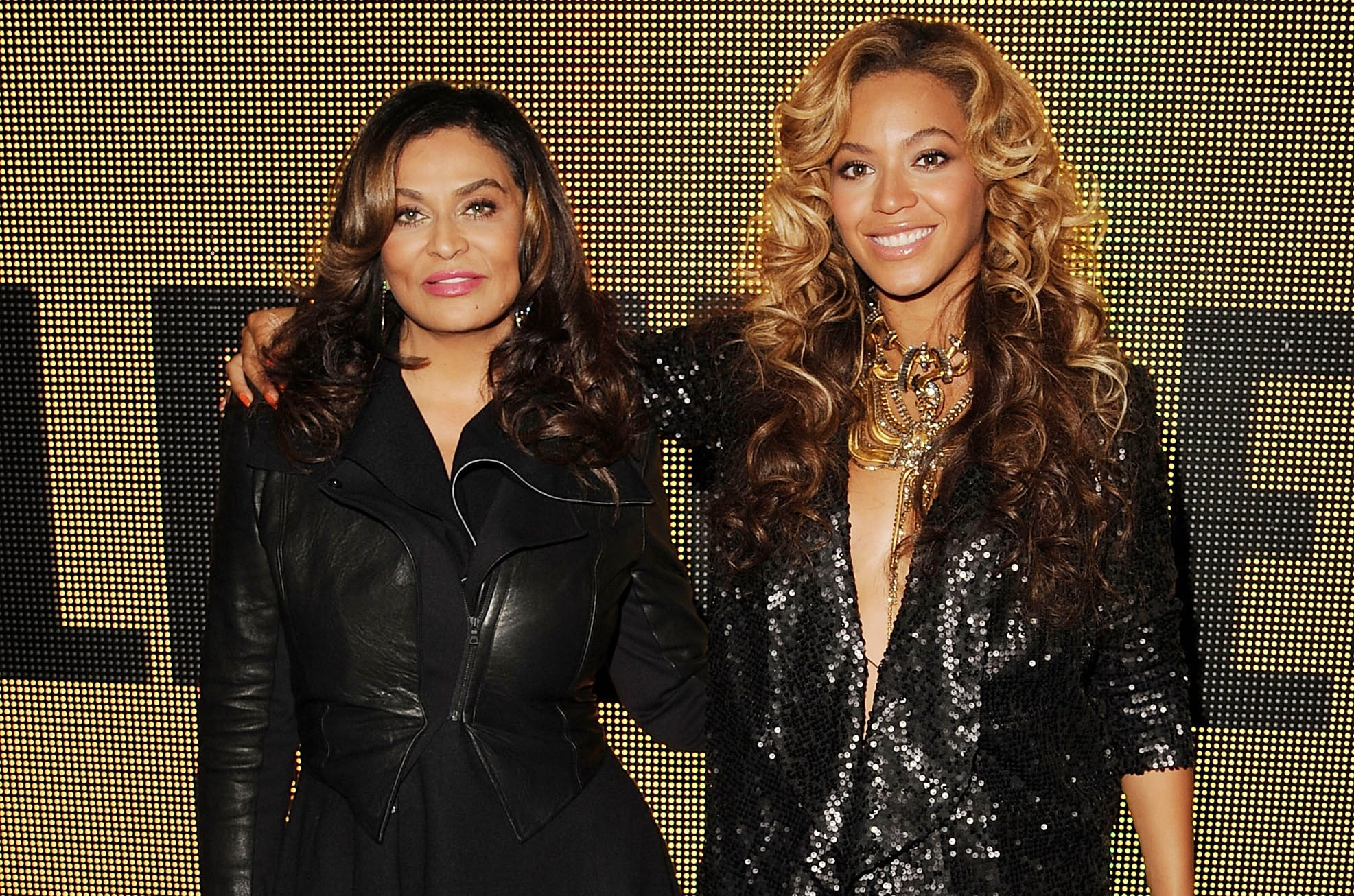 Tina Lawson Quotes About Beyonces Twins October 2017 Popsugar