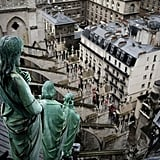 The Rooftops of Paris