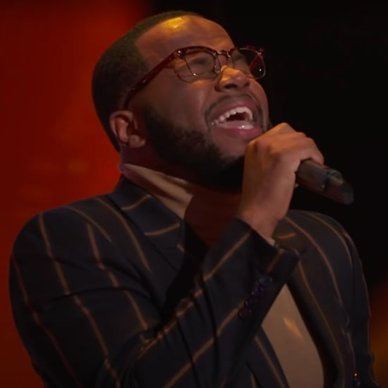 Watch Victor Solomon Perform John Legend's Song on The Voice