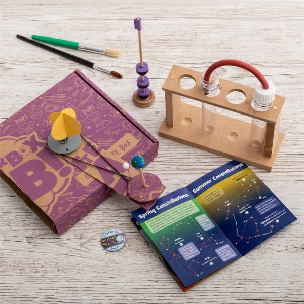 Letterbox Lab Kids Science Subscription Box