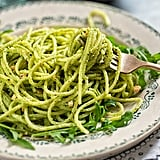 Avocado, Wild Rocket, and Cashew Pesto