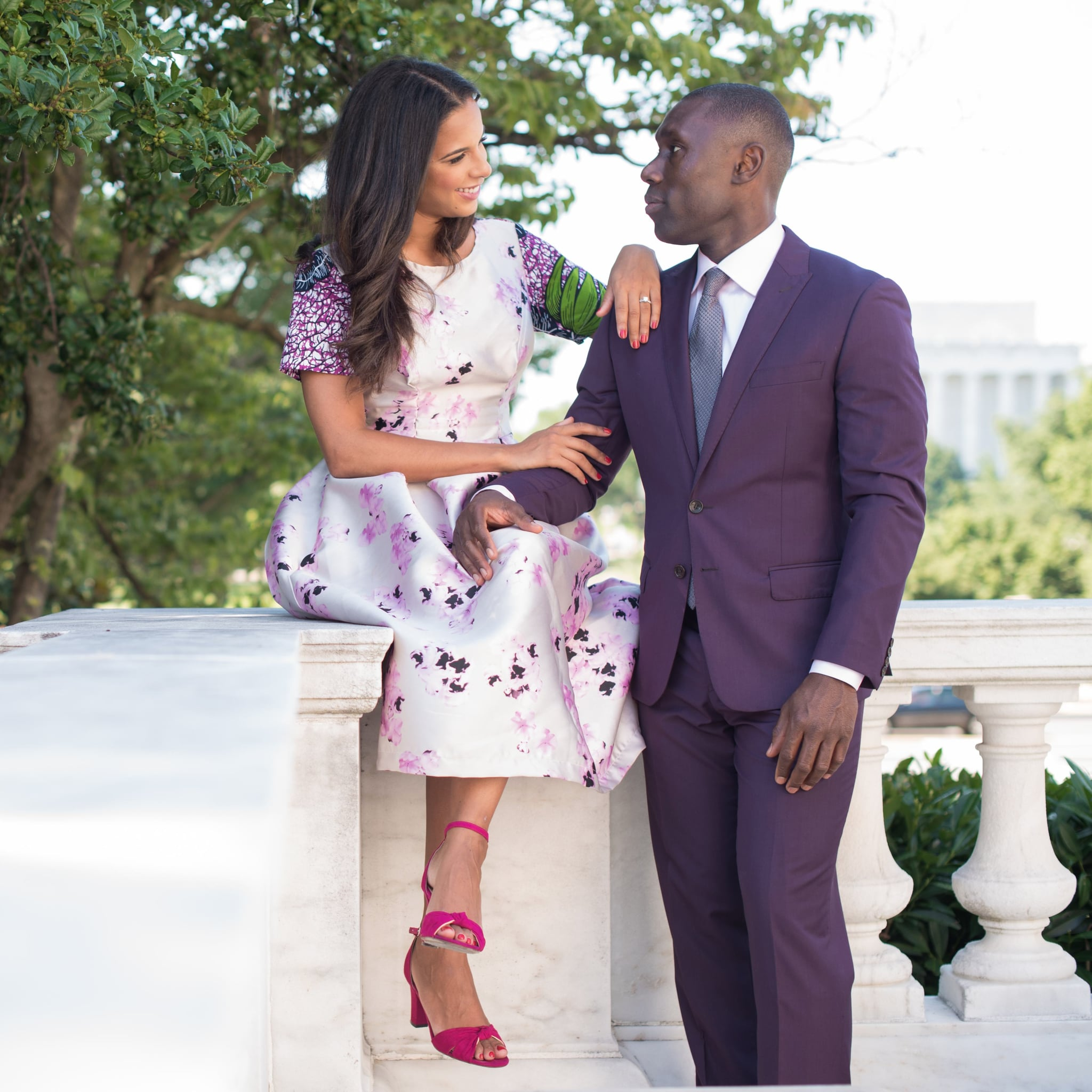 what to wear on engagement photos
