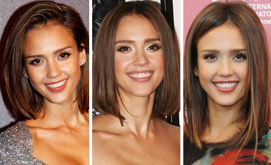 Jessica Alba Wears a Voluminous Off-Centre Parted Bob to Gucci Party in Paris!