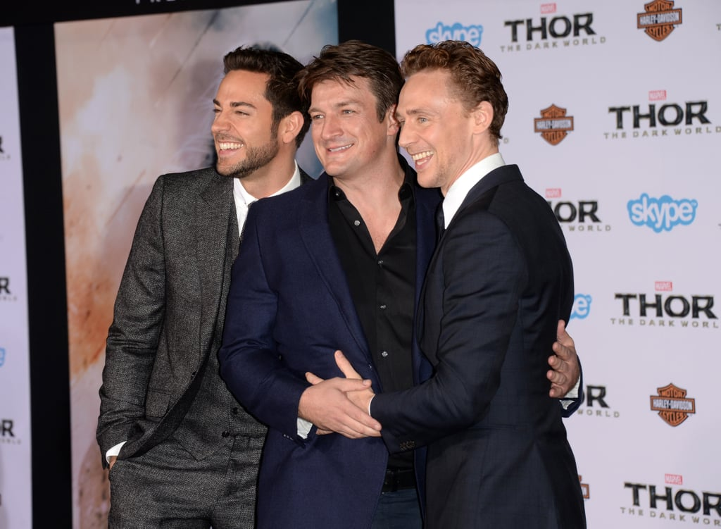 Chris Hemsworth Bros Out With Liam and Loki