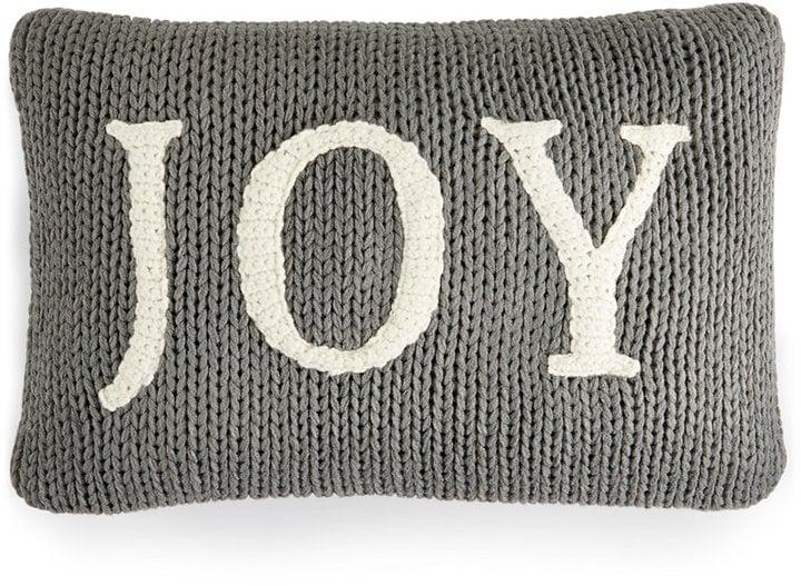 Joy Pillow ($30, originally $60)