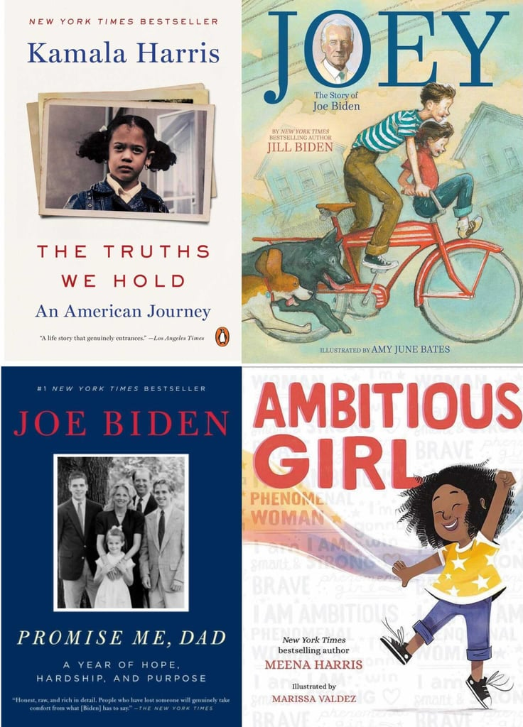 The Best Books From Biden and Harris Families