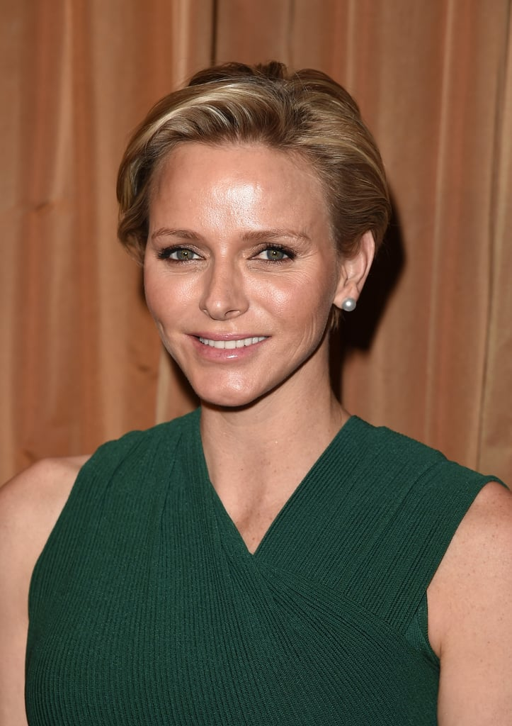 She made an elegant appearance in LA for The Colleagues' 26th Annual Spring Luncheon in April 2014.