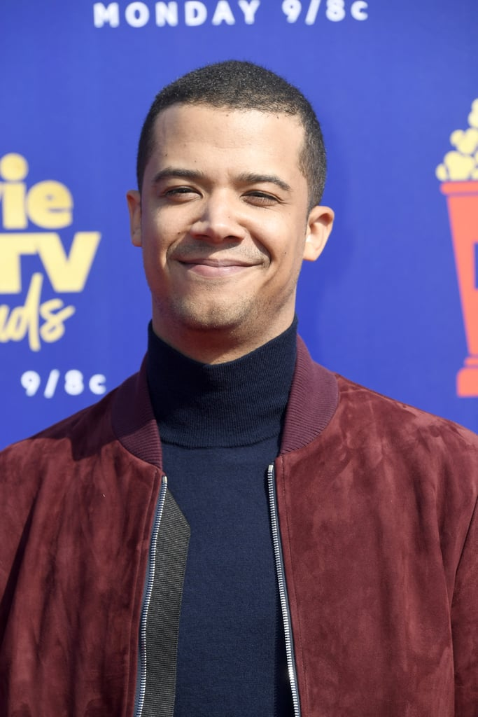 Jacob Anderson at the 2019 MTV Movie and TV Awards