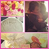 Jessica Alba made a collage to share all the highlights of her day.  Source: Instagram user jessicaalba