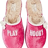 Berry Play Hooky Slippers