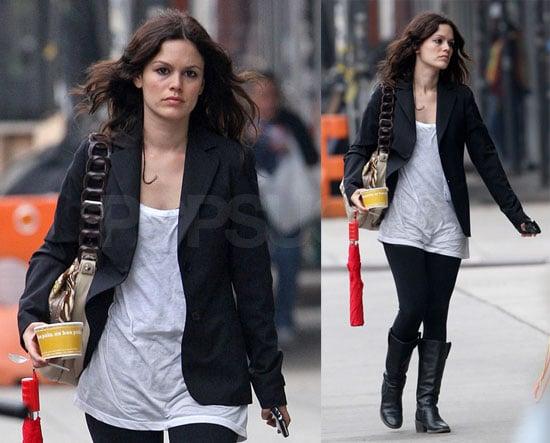Rachel Bilson in NYC