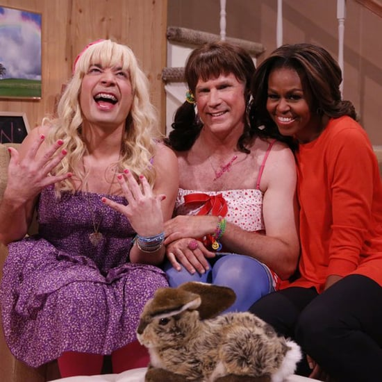 """Michelle Obama on """"Ew"""" With Jimmy Fallon"""