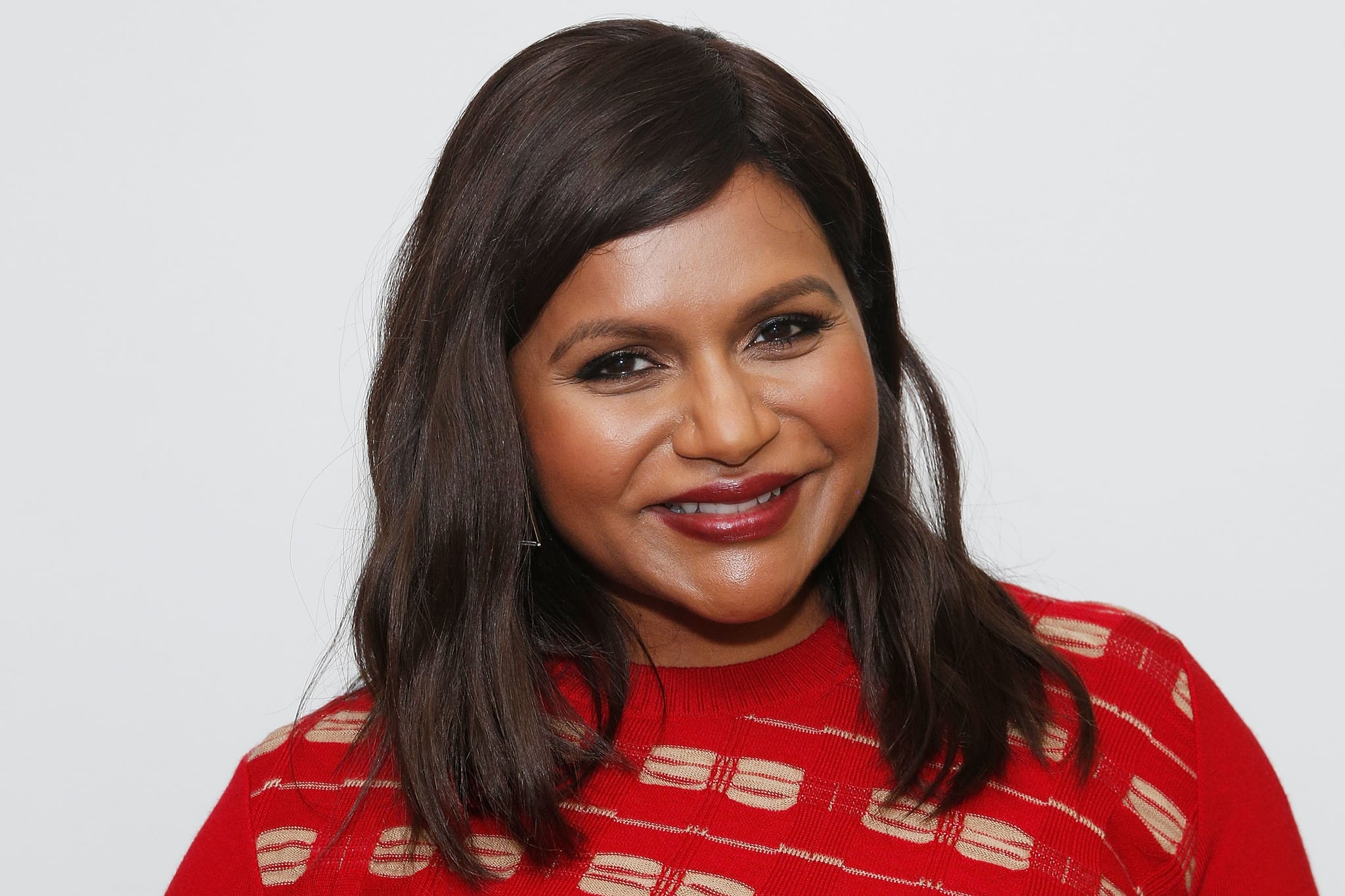 NEW YORK, NY - JUNE 05:  Actor, writer and producer Mindy Kaling attends The Academy of Motion Picture Arts and Sciences official Academy screening of