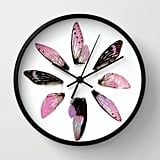 Fairy Wing Wall Clock ($20, originally $30)