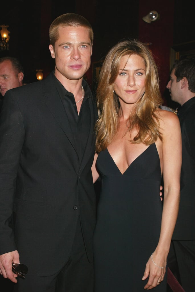 Jennifer Aniston And Brad Pitt 2013 Hot Pictures of...