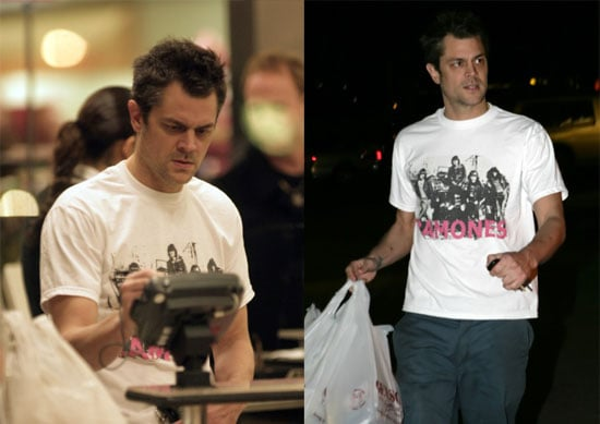 Johnny Knoxville - Serious Actor?
