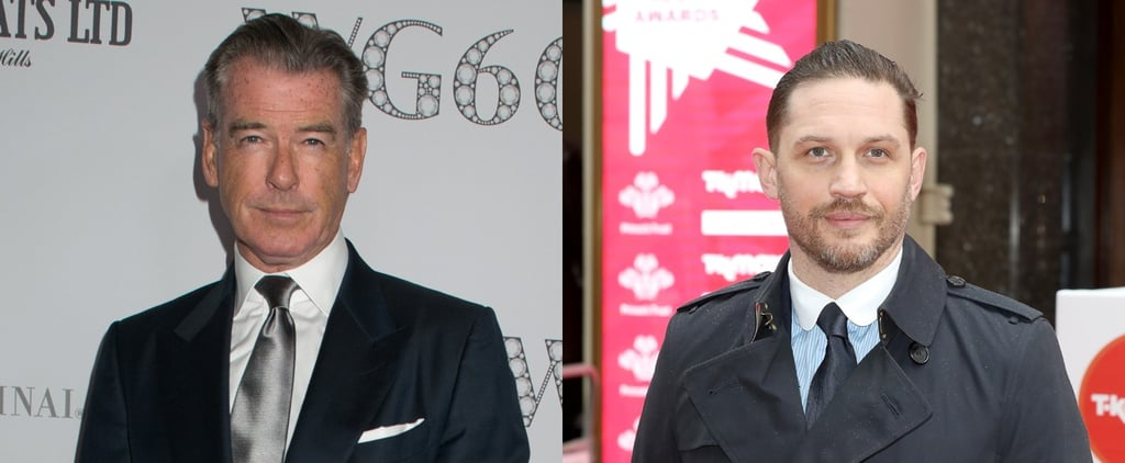 Pierce Brosnan Thinks Tom Hardy Would Be a Good James Bond
