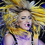 August 2010: The Monster Ball Tour