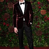 Patrick Gibson at the 65th Evening Standard Theatre Awards