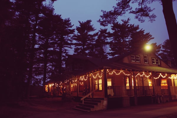 Lit-Up Mess Hall